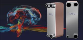 Alfa Laval AC74 brazed plate heat exchangers