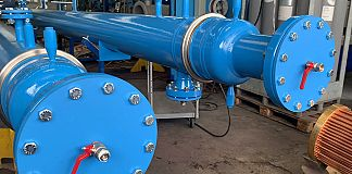 FUNKE develops safety shell and tube heat exchangers
