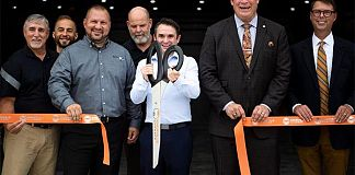Kelvion unveils second production facility In Knoxville