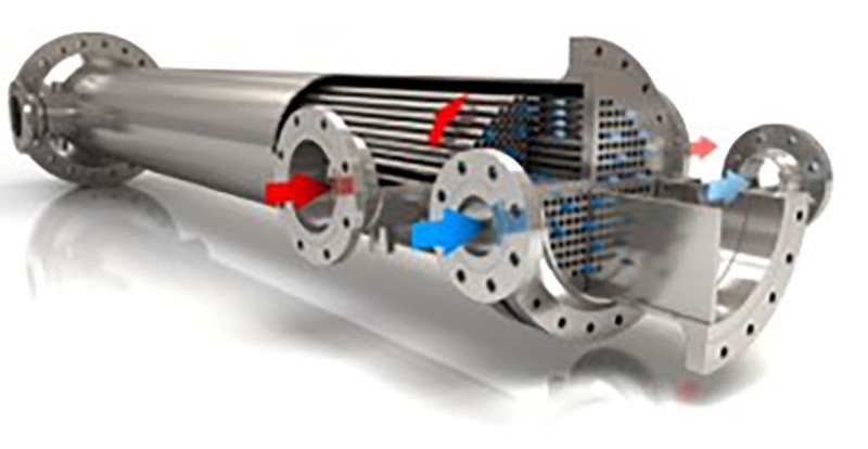 For heat exchangers, Sanicro® 35 offers a smarter choice compared to other austenitic or super-austenitic steel grades and nickel alloys